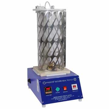 Determine Precise Seal Integrity of Oil Container Caps