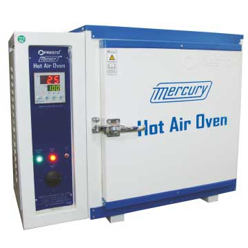 Hot Air Oven – Best Way To Sterilize The Products