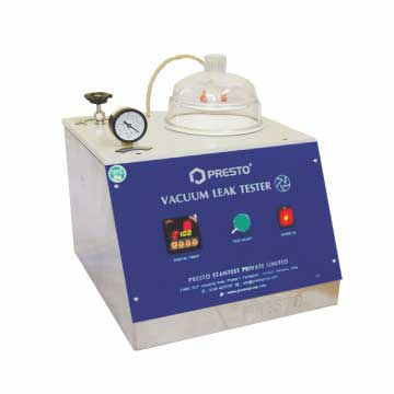 Ensure The Intact Strength Of PET Products With Vacuum Leak Tester