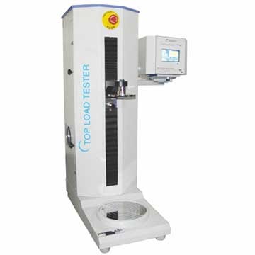Measure The Top Load Strength Of Pet Products With Top Load Tester