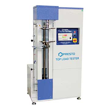 Provide Best Level Of Strength To Pet Bottles With Top Load Testers