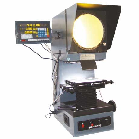 Profile Projector - Digital with DRO