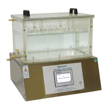 Vacuum Leak Tester - Prima Dry & Wet