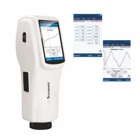 TP 800 Portable Spectrophotometer