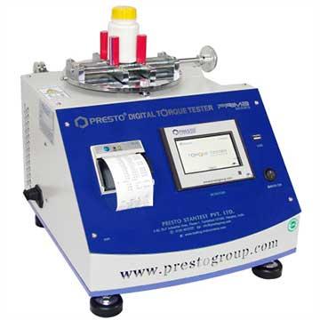Torque Tester HMI With Printer